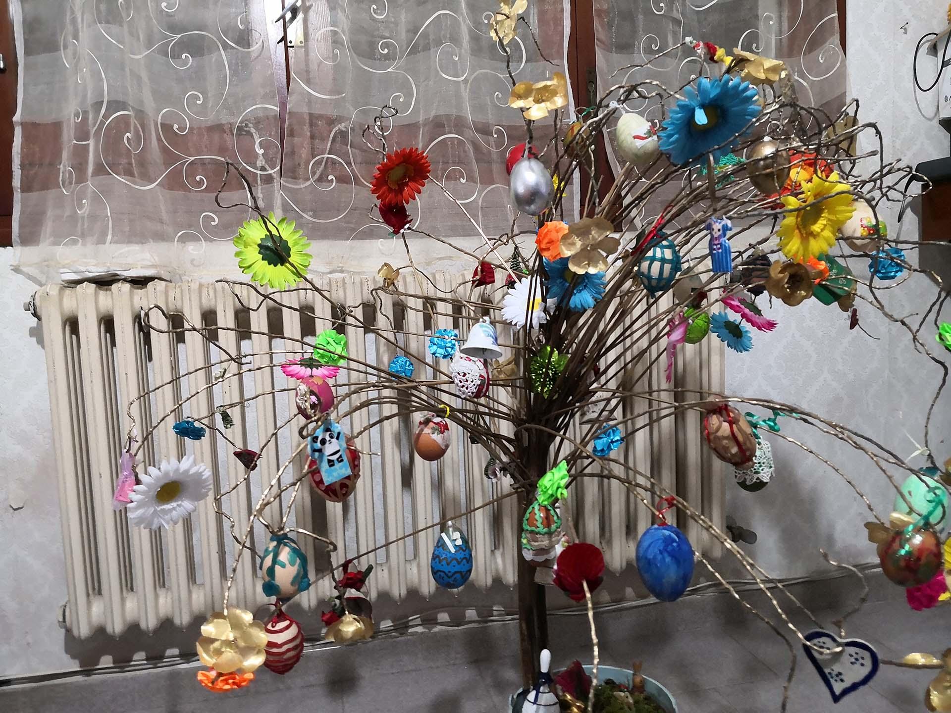albero pasquale